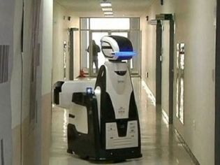 South Korea tests world's first robot prison guard. Danger, Will Robinson. Danger.http://www.tomsguide.com/us/Prison-Guard-Robot-South-Korea,news-14852.html