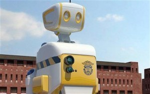 http://www.telegraph.co.uk/technology/news/8911980/RoboCop-guards-to-patrol-South-Korean-prisons.htmlAlthough developed in South Korea, how long is it before we start seeing machines like this one in American institutions?