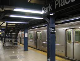 http://en.wikipedia.org/wiki/File:Nyc_subway_park_place2.jpg