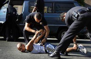 L.A. P.D. and Racial Profiling.